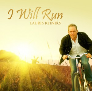 I Will Run-Lauris Reiniks-single cover