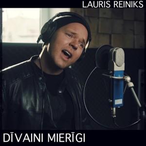 Lauris Reiniks DIVAINI MIERIGI COVER